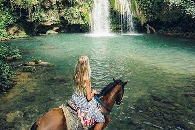 MÁS FOTOS, Samana El Limon Waterfall e Island Bacardi Full-Day desde BAVARO, PUNTA CANA