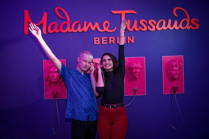 MAIS FOTOS, Madame Tussauds Berlin Admission Ticket