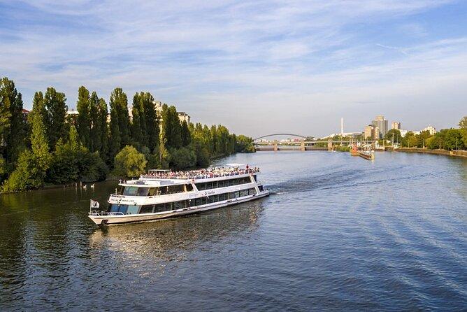 Frankfurt 50-Minute Sightseeing Cruise, Frankfurt, ALEMANIA