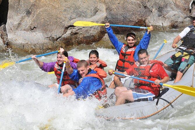 Royal Gorge Advanced Rafting Experience, Buena Vista, CO, ESTADOS UNIDOS