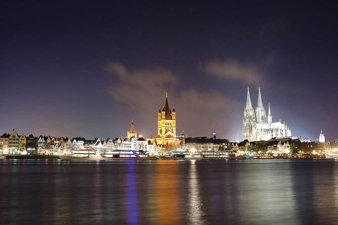 Cologne All-inclusive Evening Cruise, Colonia, GERMANY