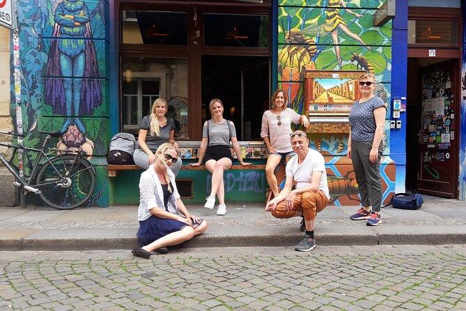 MAIS FOTOS, Street Art Tour Dresden Neustadt
