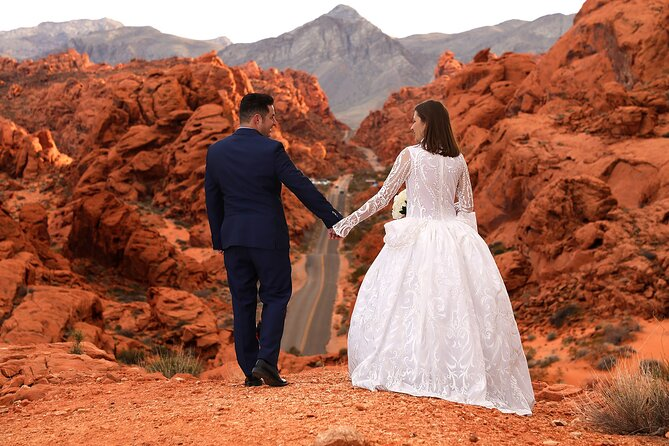 MORE PHOTOS, Valley of Fire Wedding Package