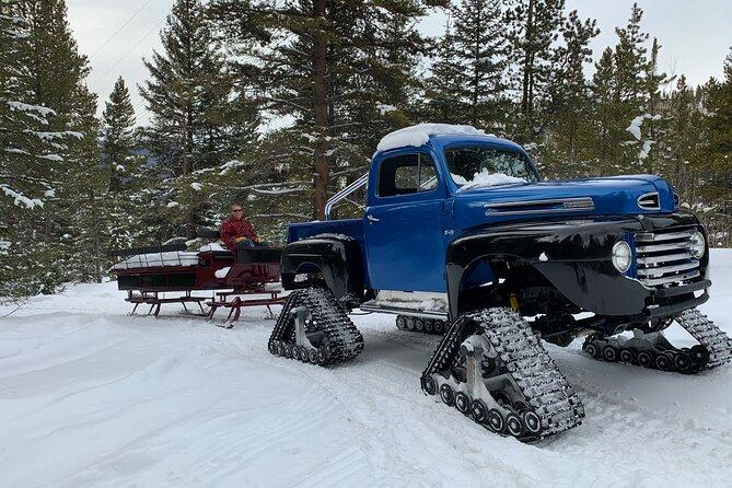 MÁS FOTOS, Monster Truck Sleigh Ride in Country Boy Mine
