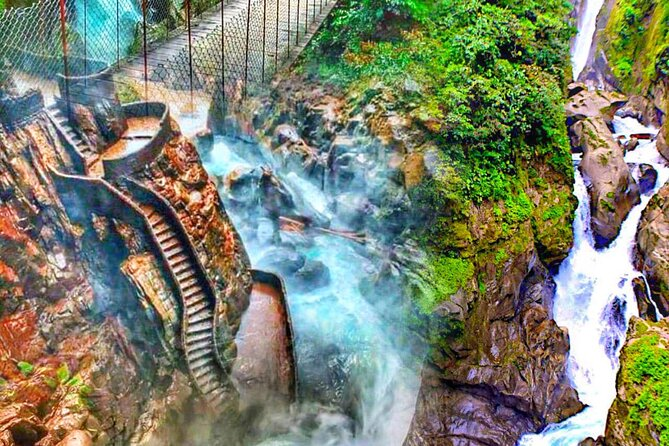 MÁS FOTOS, Pailon Del Diablo - Ruta De Las Cascadas
