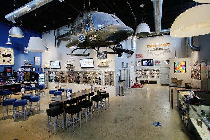 Exotic Indoor Firearm Experience in Miami, Miami, FL, ESTADOS UNIDOS