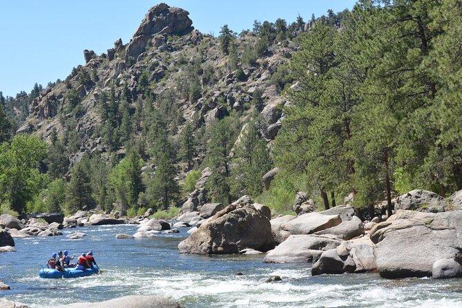 Browns Canyon Express Whitewater Rafting from Buena Vista, Buena Vista, CO, ESTADOS UNIDOS