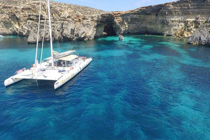 MÁS FOTOS, Full-Day Catamaran Cruise with Lunch in Island of Malta