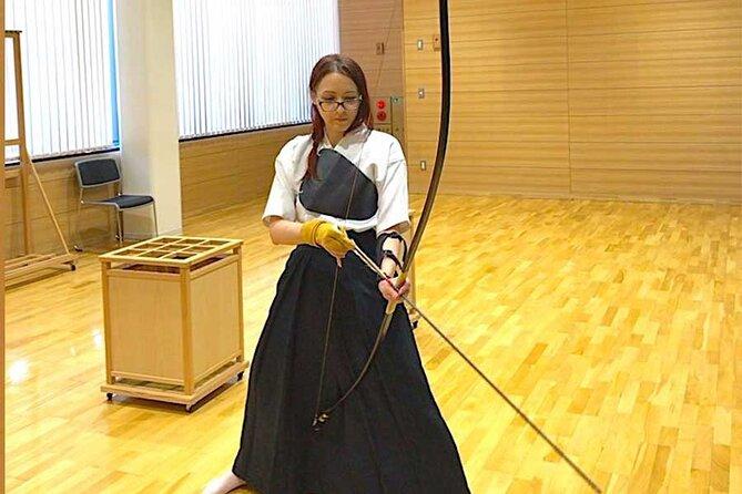 MÁS FOTOS, Kyudo Archery Experience in Tokyo