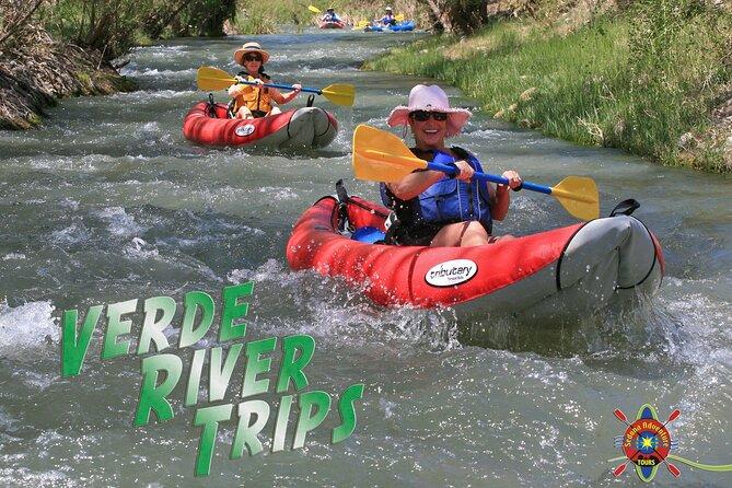 MÁS FOTOS, Inflatable Kayak Adventure from Camp Verde