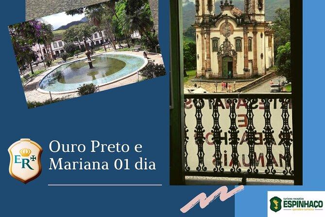 MAIS FOTOS, Ouro Preto e Mariana 01 dia
