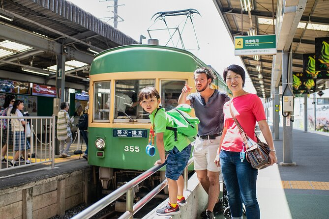 MÁS FOTOS, Kamakura Day Trip from Tokyo with a Local: Private & Personalized ★★★★★