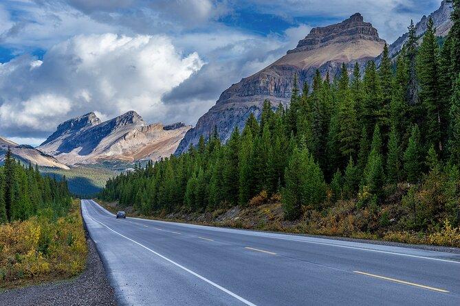MÁS FOTOS, GPS-Guided Driving Tour: Icefields Parkway between Lake Louise & Jasper, Alberta