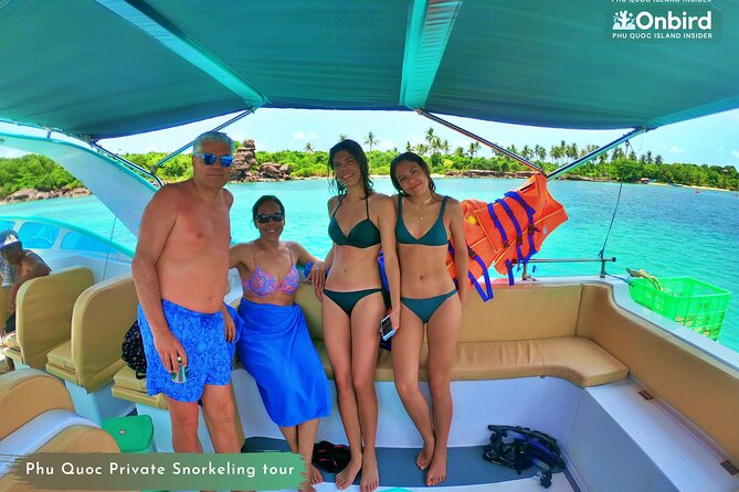 MÁS FOTOS, OnBird - Tailor-made Private Speedboat Rental in South Phu Quoc