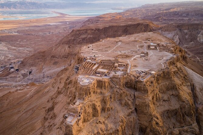 MÁS FOTOS, Small Group Day Trip to Masada and Dead Sea from Jerusalem
