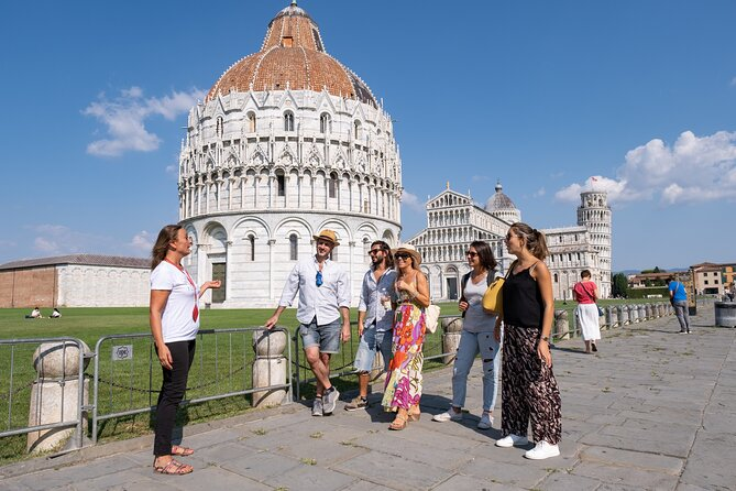 MÁS FOTOS, Pisa Sights and Bites Tour with Food Tastings for Small Groups or Private