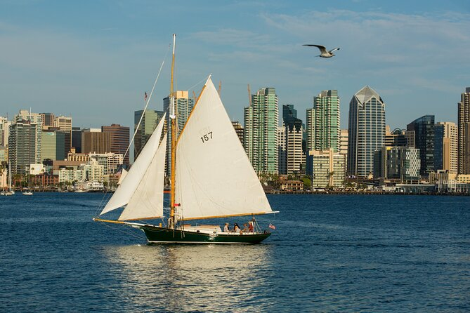 Sail Liberty offers the unforgettable experience of a beautiful sailboat touring adventure aboard a traditional sailing yacht. Our replica 1904 Yacht, offers excellent sailing for small group harbor tours and a remarkable sunset cruise all the while using traditional sailing techniques aboard a classic vessel unlike any other in San Diego.<br><br>