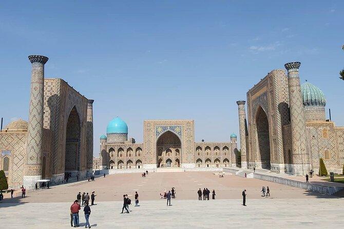 MÁS FOTOS, Online Sightseeing Tour in Samarkand: Registan and Bibi Khonum Mosque