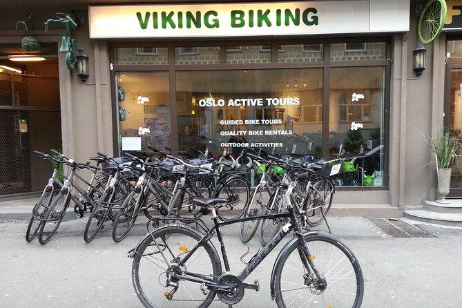 MAIS FOTOS, Aluguel de bicicleta em Oslo