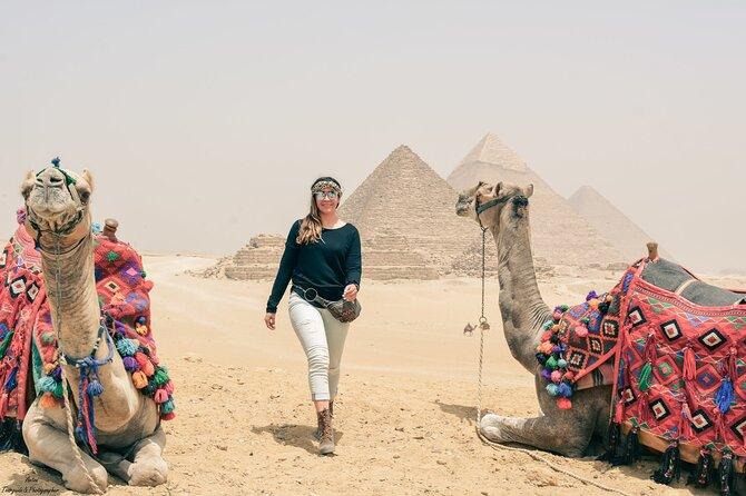 MÁS FOTOS, Giza pyramids, sakkara, Memphis& Dahshur from Cairo Giza hotel with expert guide