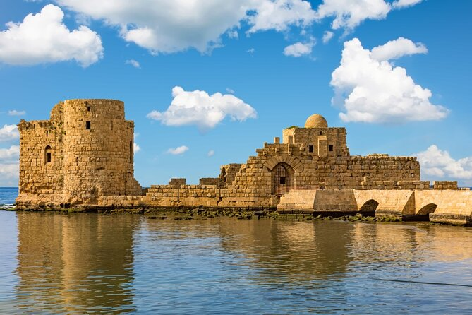 MÁS FOTOS, Private Tour: Tyre, Sidon and Maghdouche Day Trip from Beirut