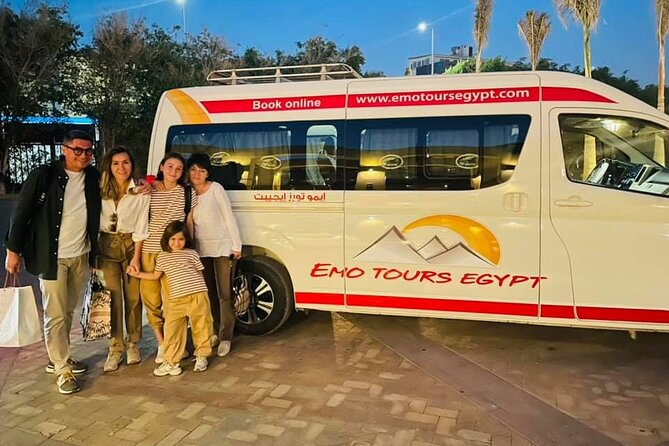MÁS FOTOS, Private Pickup Transfer from Cairo Airport to Hotels in Cairo