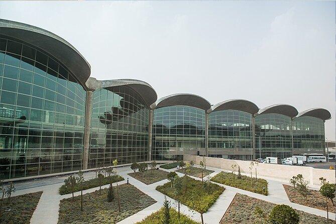 Traslado privado a la llegada: desde el aeropuerto de Ammán a los hoteles del mar Muerto, Aman, JORDANIA