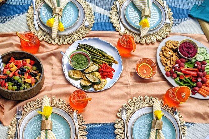 MÁS FOTOS, Private Gourmet Picnic in New York City