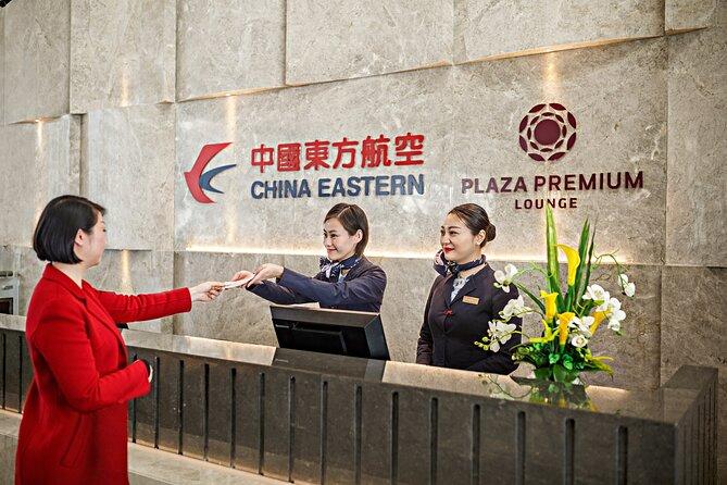 MÁS FOTOS, Sala del aeropuerto internacional de Shanghai Pudong o Hongqiao