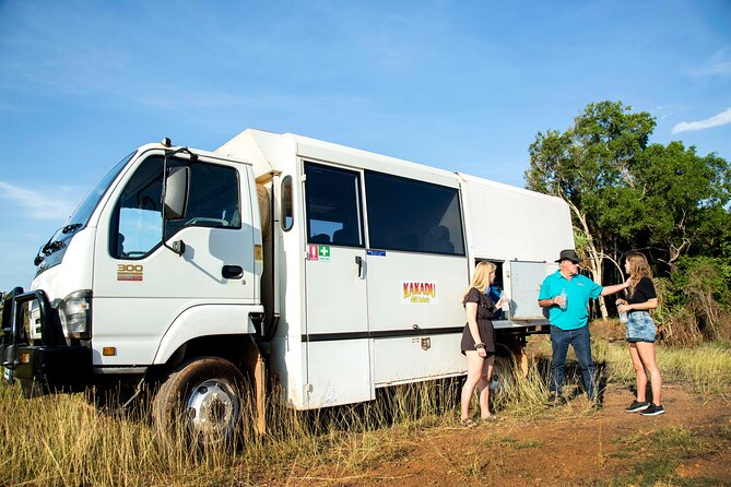 Join this 3-day small group safari that explores more of Kakadu National Park in your four wheel drive vehicle with your knowledgeable local guide. A maximum of 9 passengers on board your 4WD will ensure a personal experience, and one you will not forget.