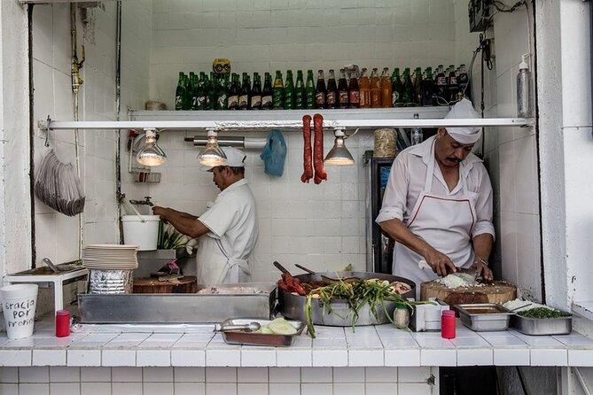 Mexico City Original Markets & Street Food Tour, Ciudad de Mexico, Mexico