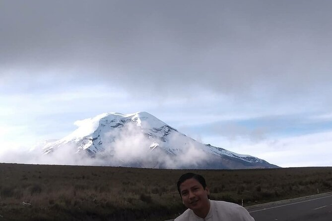 MÁS FOTOS, Full-Day Shared Excursion to Chimborazo Volcano from Guayaquil