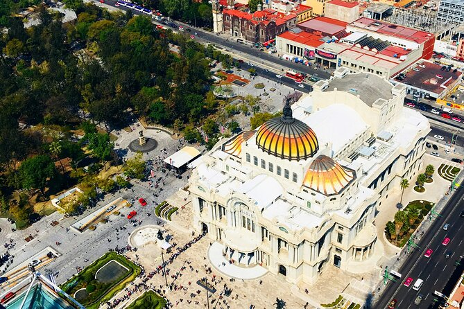 Guadalajara to Mexico City - Private Transfer with Optional Sightseeing, Guadalajara, MEXICO