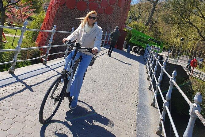 MÁS FOTOS, Discover Bruges by bike