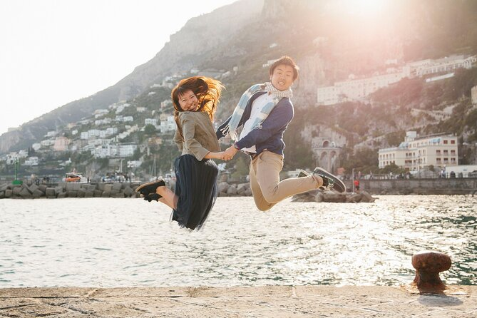 MORE PHOTOS, 120 Minute Private Vacation Photography Session with Local Photographer in Amalfi Coast