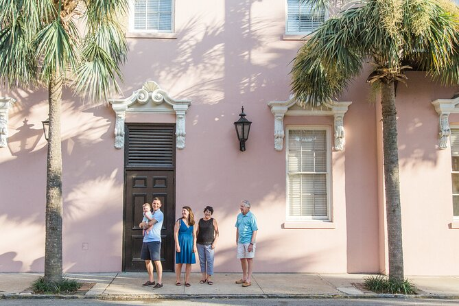 MÁS FOTOS, Private Vacation Photography Session with Local Photographer in Charleston