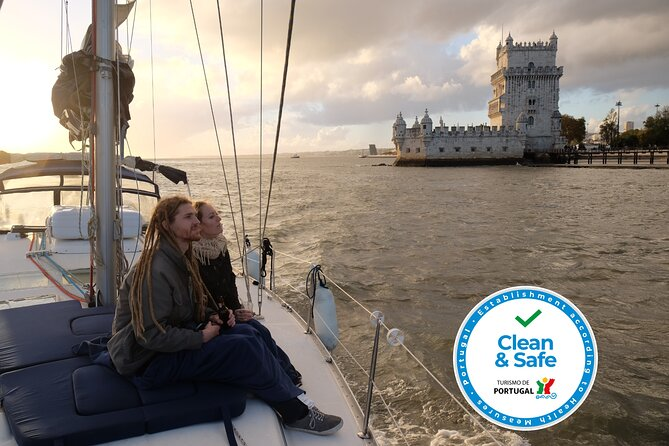 MÁS FOTOS, Relaxing Time in a sailboat on a day or sunset tour along the Tagus
