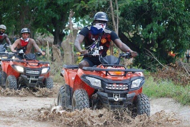 MÁS FOTOS, 3-Hour ATV and Horseback Ride Adventure in Punta Cana