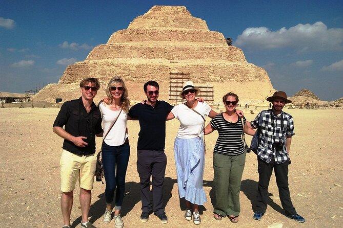 MÁS FOTOS, Explore Saqqara necropolis as you never seen