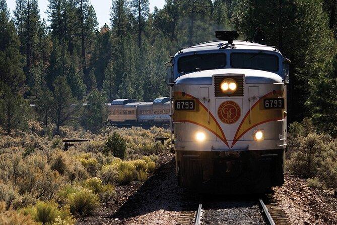 MÁS FOTOS, Grand Experience Coach Railroad Excursion Flagstaff