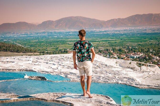 MÁS FOTOS, Pamukkale Hot Springs and Hierapolis Ancient city