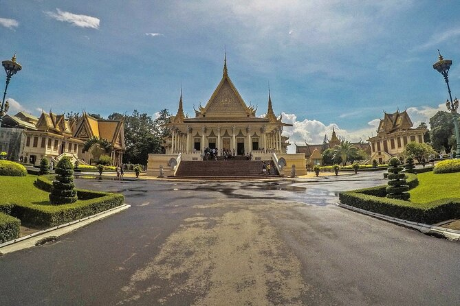 MAIS FOTOS, Divine Phnom Penh in Half a Day