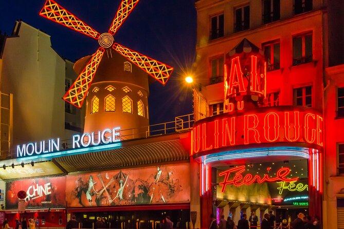MÁS FOTOS, Moulin Rouge Show with Paris City Lights