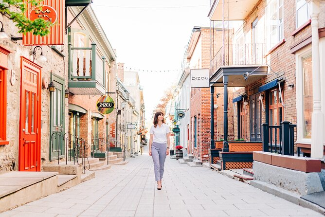 MÁS FOTOS, Private Vacation Photography Session with Local Photographer in Quebec City