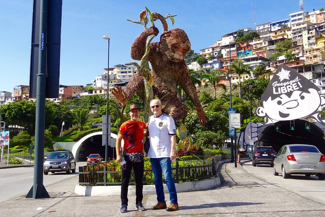 MÁS FOTOS, Medio día: Recorrido privado por la ciudad de Guayaquil y Parque Histórico