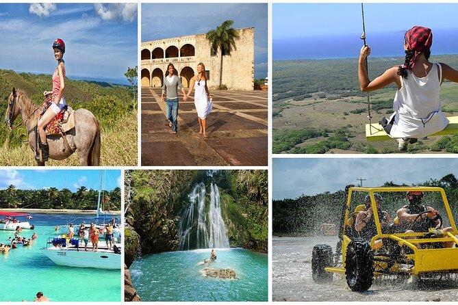 MÁS FOTOS, Combo: Las Mejores Actividades de Punta Cana en 4 dias