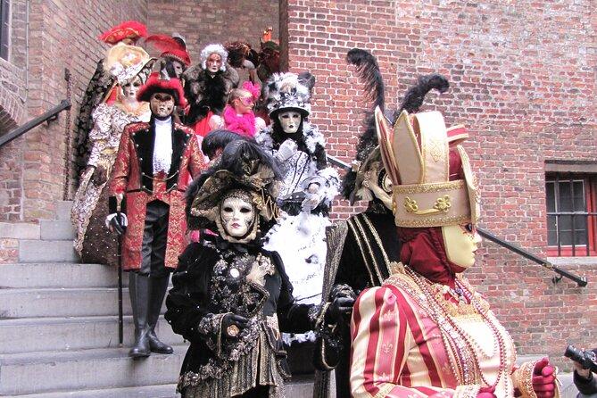 MÁS FOTOS, BRYGGJA ROMANTICA - 3 Hour Romantic Tour in Bruges