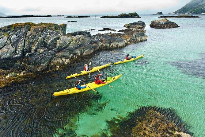 MAIS FOTOS, 3-Hour Kayak Tour to Grotlesanden Beach