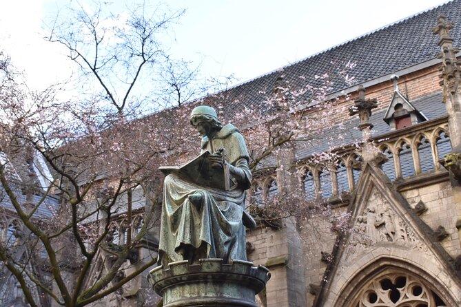 MAIS FOTOS, Historische wandeling door hartje Utrecht