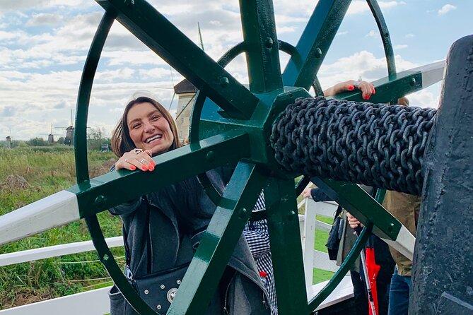 MAIS FOTOS, Private Tour to Kinderdijk Windmills from Utrecht